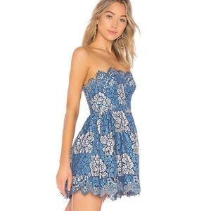 NWT NBD Lace Dress S